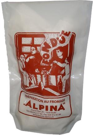 fondue alpina