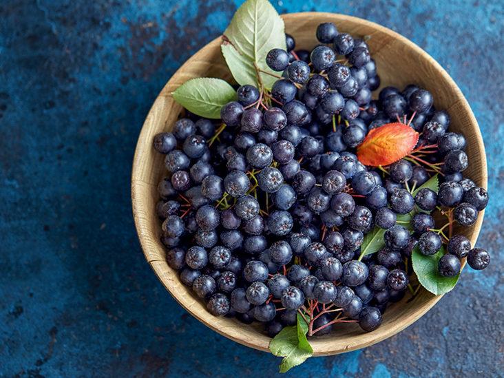 aronia-berries